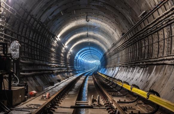 В текущем году в Москве запустят 10 новых станций метро
