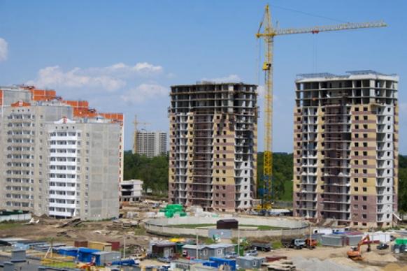 В России вырос объем ввода жилья