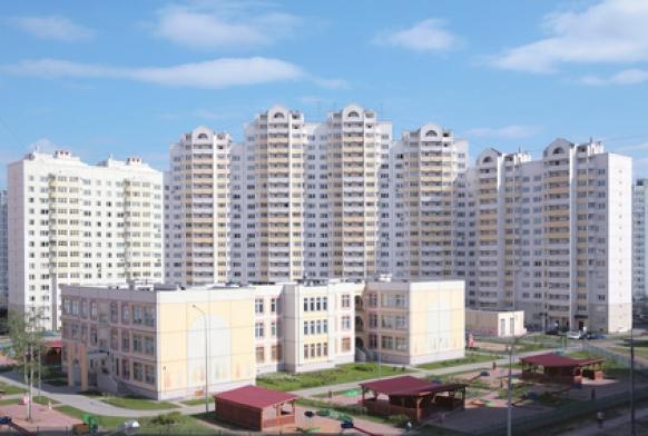 Недвижимость в российских новостройках дорожает