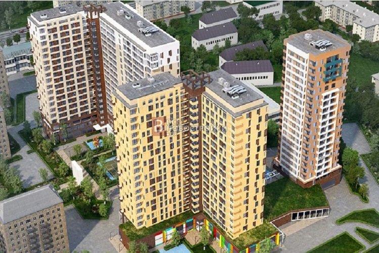 Купить квартиру в новостройке от застройщика в Москве на Avito