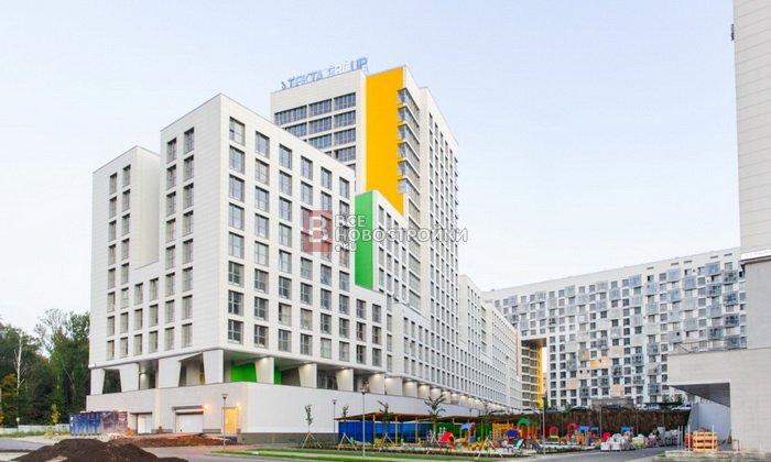новый жилой комплекс в балашихе