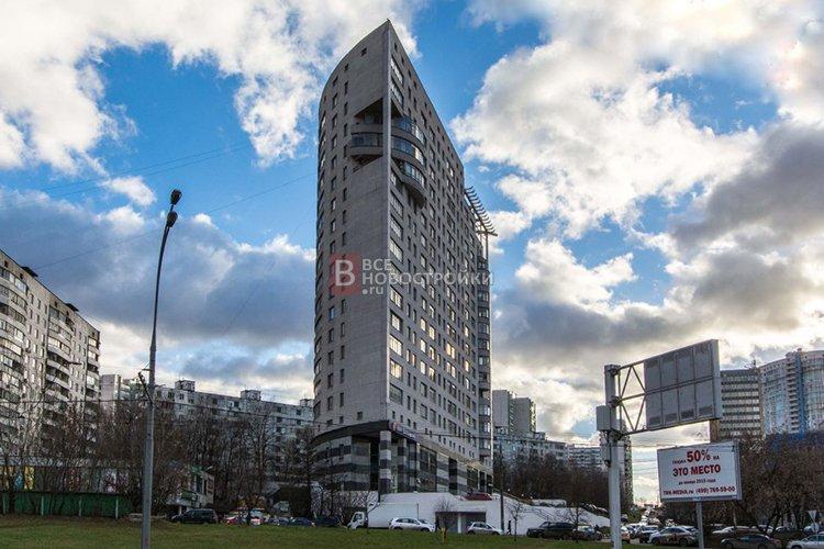 ЖК Луна в Москве на проспекте Вернадского  отзывы и цены на квартиры ... 8db22a78952