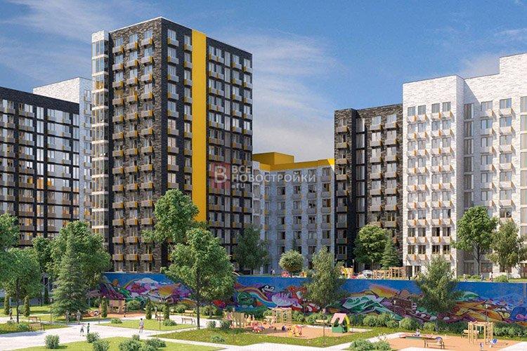 Квартиры в Москве от застройщиков Купить квартиру