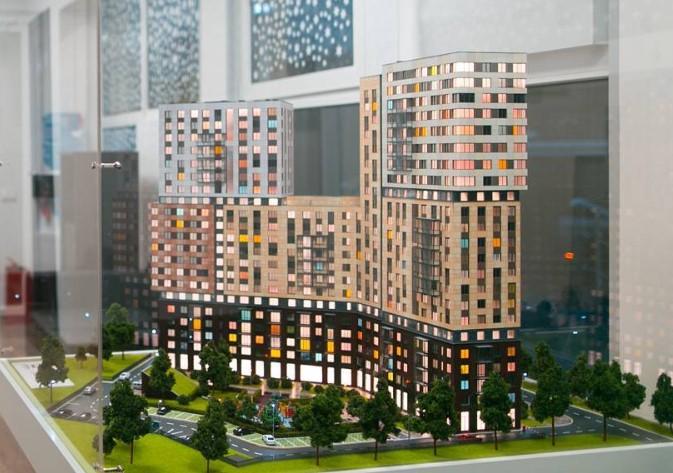 ЖК Грани от застройщика ГК ОСНОВА - официальный сайт, цены на квартиры, отзывы   Vsenovostroyki.ru
