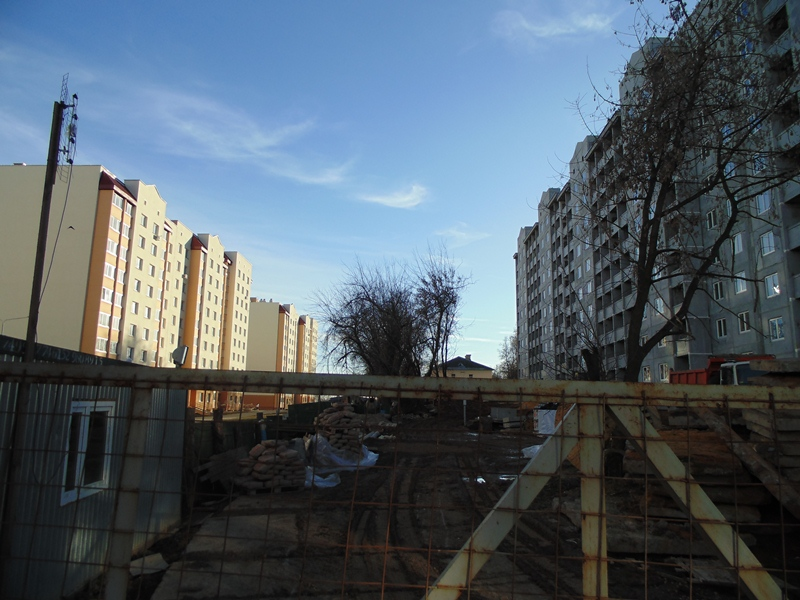 ЖК «Ольховка»: серый дом в пос. Володарского: http://vsenovostroyki.ru/customer/3738/
