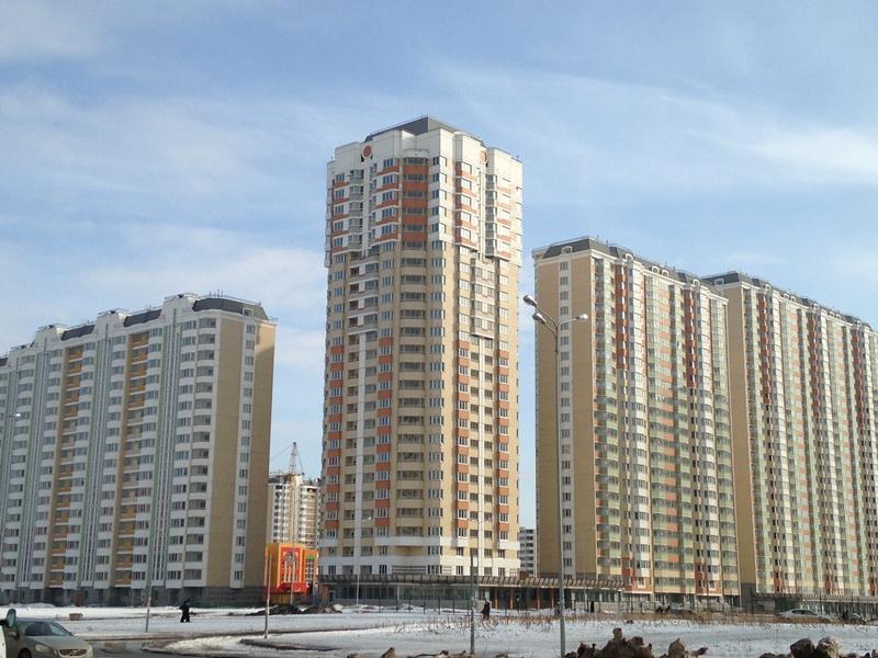Микрорайон Центр город в городе