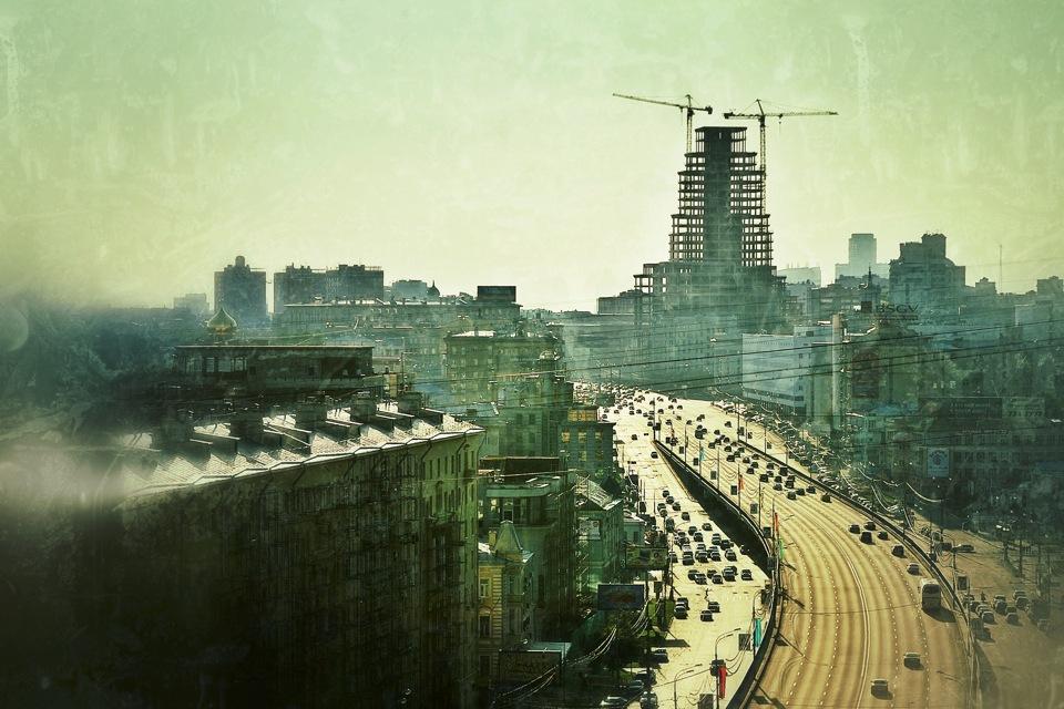 Строительство бизнес центров москва 17 фотография